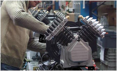 Виды неисправностей,а также ремонт поршневых компрессоров