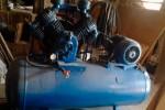 Поршневые компрессоры: устройство и принцип действия