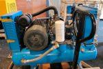Винтовые компрессоры: устройство и принцип действия